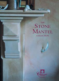 Classic Mantels, Stone