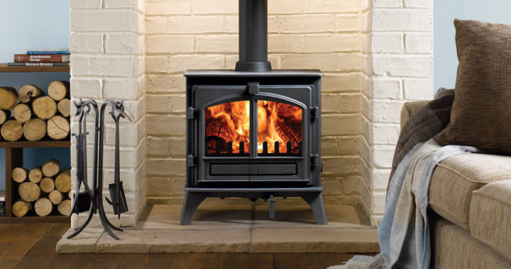 stovax plus medium at Heatcraft Anglia
